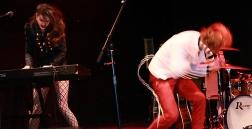 Skittish live at The Amsterdam