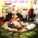 Skittish - Better Out Than In ALBUM COVER